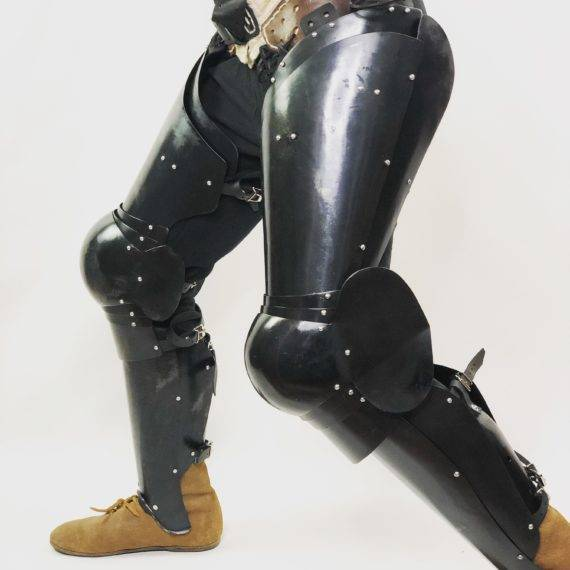 Advanced full leg protection (blackened)