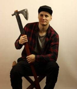 Nickolay Avenirov - MedievalExteme founder