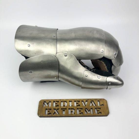 titanium full shield mitten