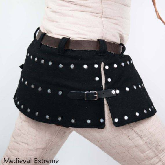 Briganted skirt - hips protection