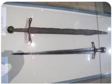 Thorpe falchion source