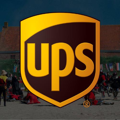 UPS shipping medievalextreme