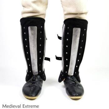 Anatomical Splinted Greaves