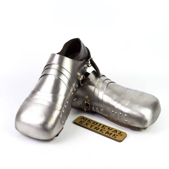 Landsknecht bundle: shoes + titanium sabatons