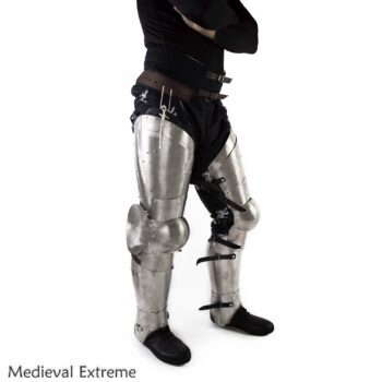 advanced legs armor with back protection