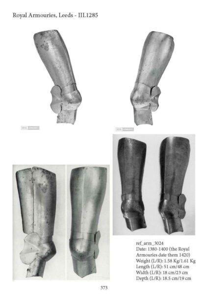 Figure 15 -  Royal Armouries, item III.1285 (ca.1380-1400)
