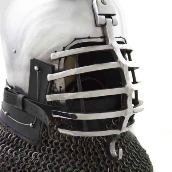 wolfrib helmet type 2 visor