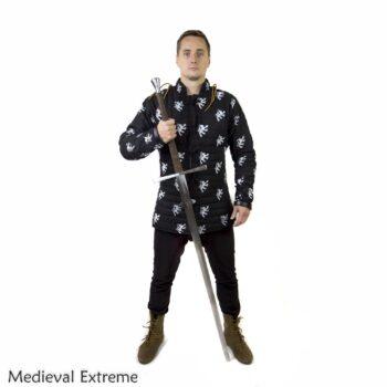 Zweihänder two-handed sword full height 1