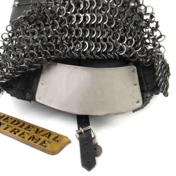 Nasal Bascinet Helmet
