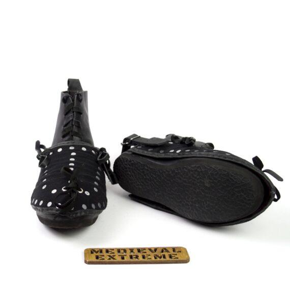 The Battle boots + briganted titanium sabatons bundle sole