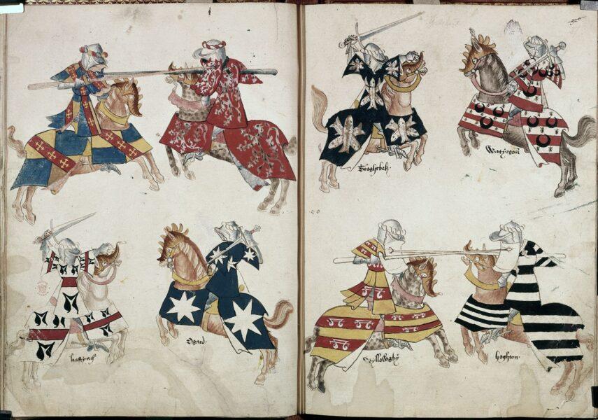 Sir Thomas Holme's Book of Arms