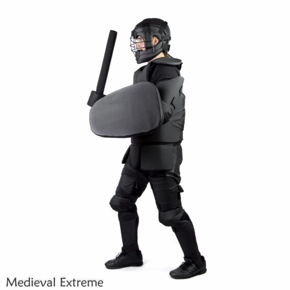Full training kit for armored combat bundle short sword