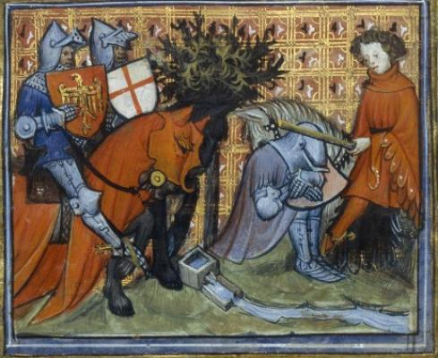 Greathelmet from the Book of Arms MedievalExtreme source