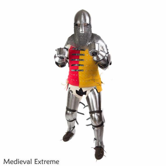Starter armor kit for medieval combat full armor bundle ultimate