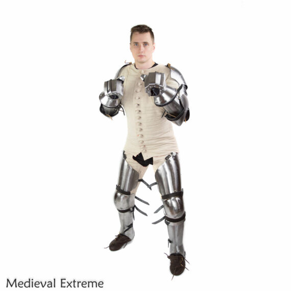 Starter armor kit for medieval combat full armor bundle basic