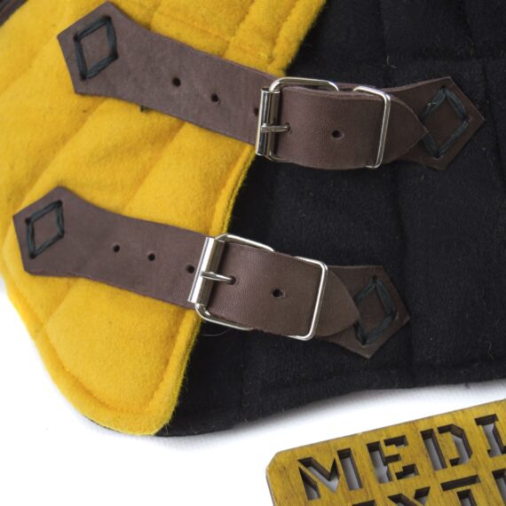Aventaill for pauldtrons buckles