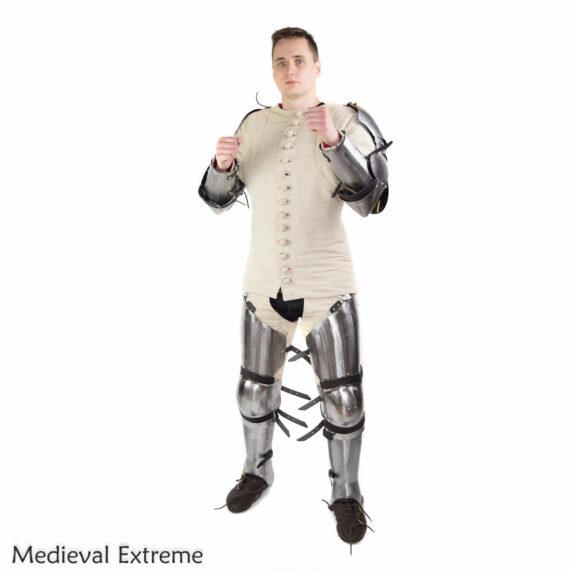Starter armor kit for medieval combat full armor bundle starter