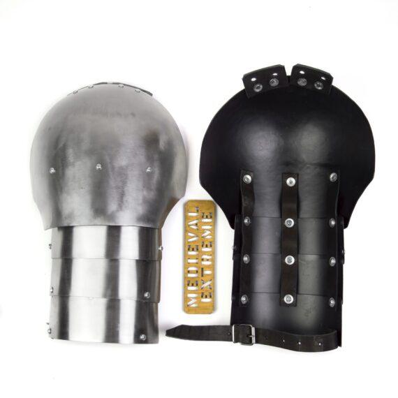 Steel segment shoulders type 2 pair