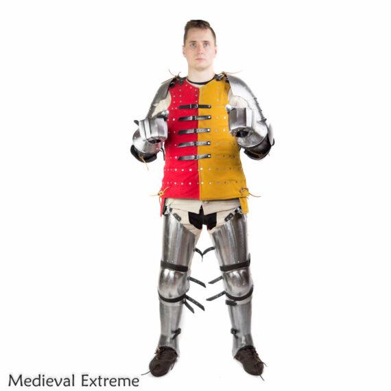 Starter armor kit for medieval combat full armor bundle advanced