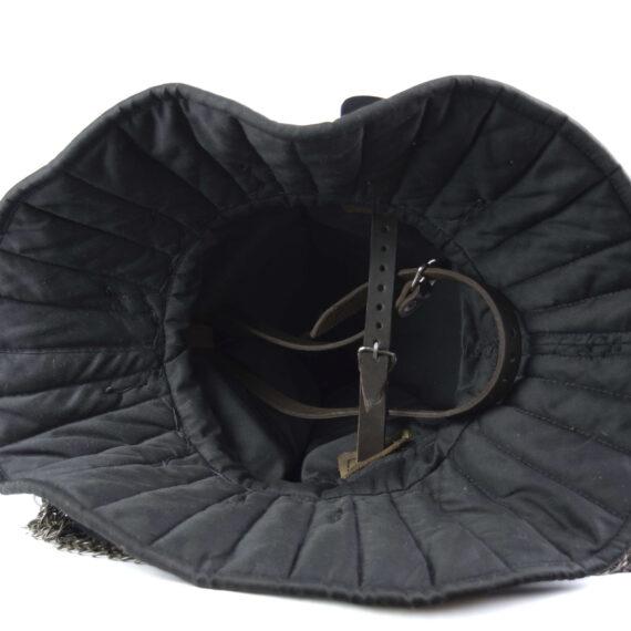 Nikolskoye Slavic helmet with a half-mask padding