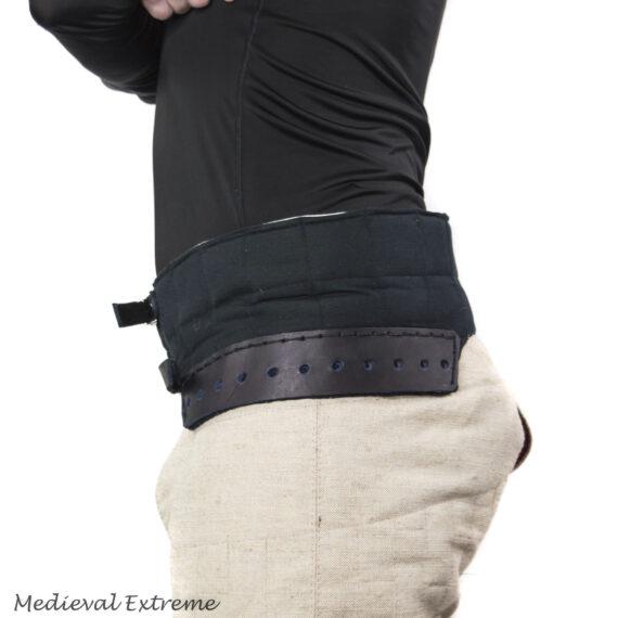 Load bearing belt side