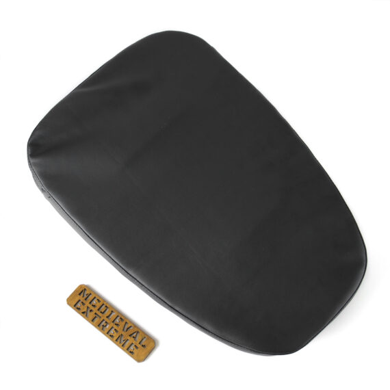 Soft armor punch shield for armored combat