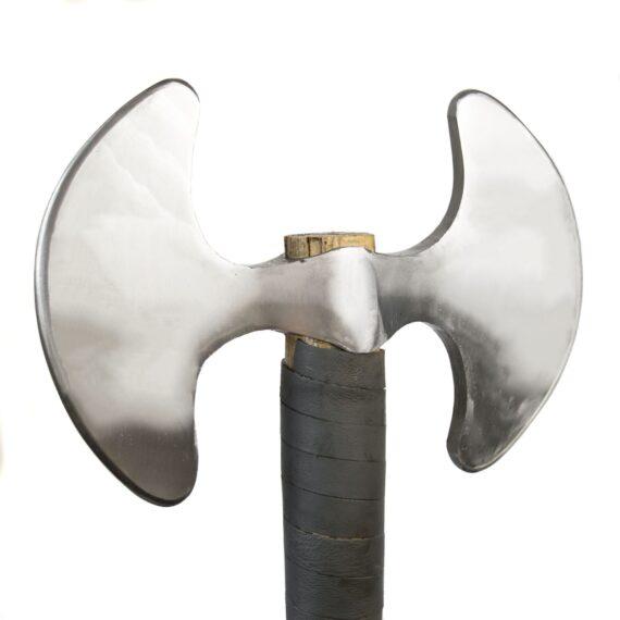 two-handed Long axe Berserk head