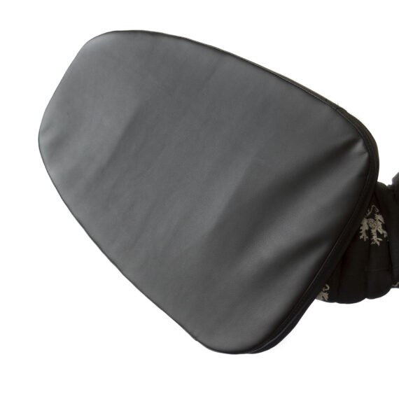 Soft armor punch shield for armored combat in hand