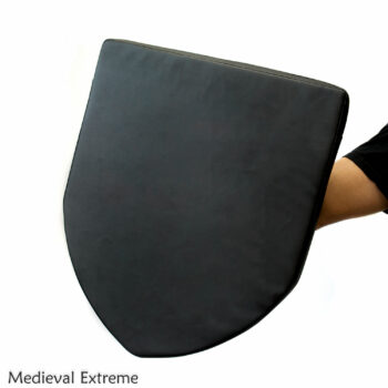 Soft armor heather shield for armored combat