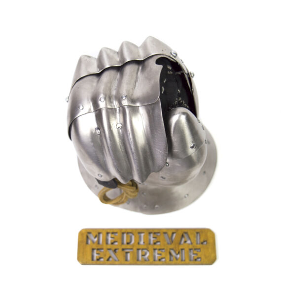 Titanium gauntlet for profights top
