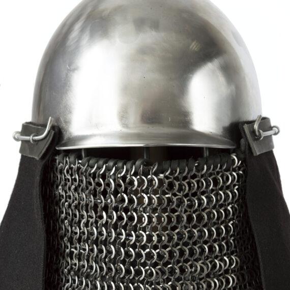 Eastern helmet Keshikten face