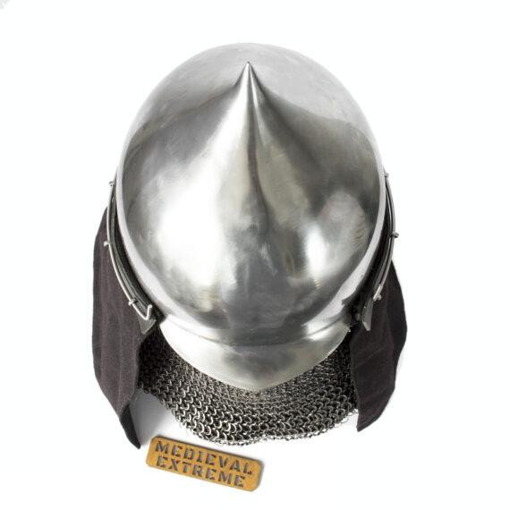 Eastern helmet Keshikten top
