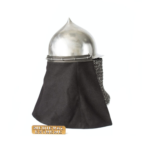 Eastern helmet Keshikten side