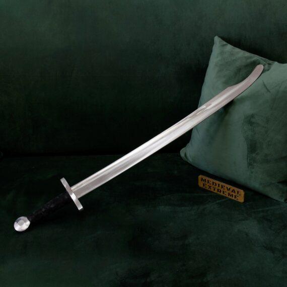 Medieval falchion for mass battles type 3