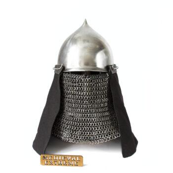 Eastern helmet Keshikten front