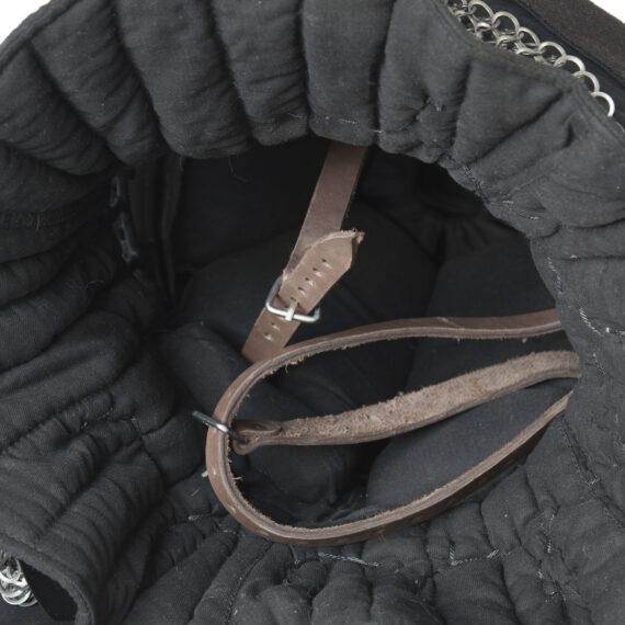 Eastern helmet Keshikten straps